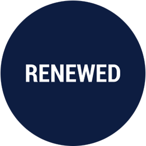 Renewed Badge